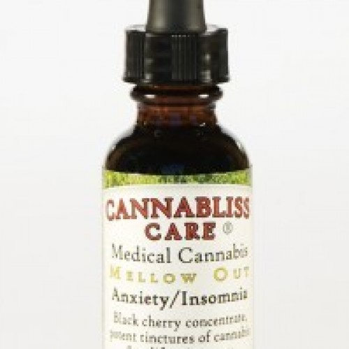 Cannabliss Care Mellow Out Drops