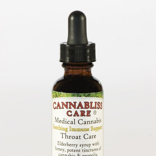 Cannabliss Care Throat Care